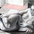 Nudo femminile  100x70cm  09'06