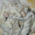 Ratto delle Sabine 03 205x127cm  08'09