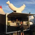 Currywurst Food Truck Festival