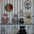 """""""Les ours de Michel 90x90"""