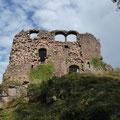 Le château dans sa splendeur