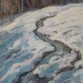 106 Glyssibach im Winter 42x81