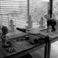 Origine du monde - préparation d'un bébé-plante - Aline Siffert