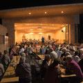 Konzert Musikpavillon Grän