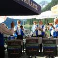 Konzert Vilsalpsee im Tannheimer Tal
