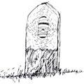 Tumulus et lingam - Variation 1