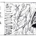 Carnets de croquis - Tumulus et lingam - Variation
