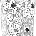 Carnets de croquis - Cosmogrammes - Évolution de l'univers