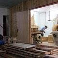 Die Holzwerkstatt im Waldviertel