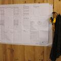 Am Anfang steht die Planung, meist mit CAD