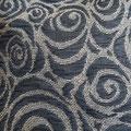 Spirale Nougat/Schwarz