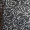 Spirale Grautöne