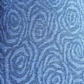 Kleine Spirale Blau