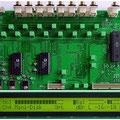 <b>8-Kanal Stereo-Vorverstärker</b><br />Kontaktlose Audio-Signalpfade, digitale Kanalwahl, digitale Einstellung von Lautstärke und Balance