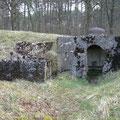 Beobachtungsstand mit Panzerkuppel