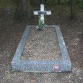 Ursprüngliches Grab von Col. Driant