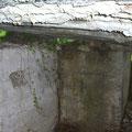 Im Inneren des MG - Bunkers