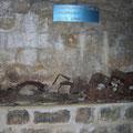 Chlorkalkbehälter - Mit diesem Stoff wurden die gefallenen Soldaten eingedeckt, um so die Fäulnisgerüche einzudämmen und die Luft zu desinfizieren