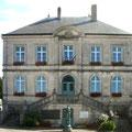 Das Rathaus von Souilly. Während der Kämpfe Stabssitz des französischen Oberkommandos (Petain)