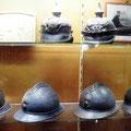 Das Museum beherbergt eine kleine Ausstellung