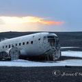 Flugzeugwrack Douglas Super DC-3 der USA