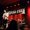 Naked Feen Konzert
