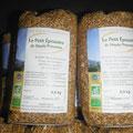 Petit Epeautre de Haute Provence IGP FRBIO 10(sachets de 500gr)