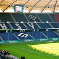 germany - Hamburg, HSV-football stadium
