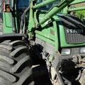 Unser technisches Gerät ist auf pfluglosen Landbau angelegt