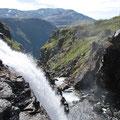 Wasserfall Rjukande