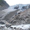 Der Buardal Gletscher