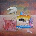 Légende bretonne - Claude Rossignol
