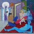 Les femmes d'Alger - Claude Rossignol