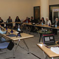 Jordanian NGO representatives at a workshop on Policy Research Tools in Amman