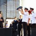 СКФ Черномоская регата больших парусников 2014