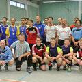 Abschlussfoto Oberliga Saison 13/14 in Worfelden
