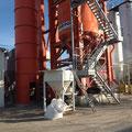 Подача стабилизирующей добавки Армидон в ЩМА
