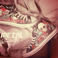 Metalgamer chucks