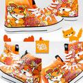 Foxy forever custom chuckz
