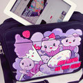 Sweets custom Messager Bag