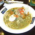 ラクサ。 中華とマレー料理のベスト・ミックス。これを食わずしてマレーシアを語るなかれ。