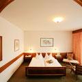 Doppelzimmer der Pension Hauserhof in Kaprun