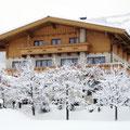 Pension Hauserhof im Winter