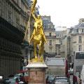 ジャンヌ・ダルク in Paris