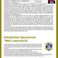 Adventmarkt, Gemeindezeitung 01/2011