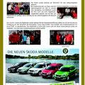 Kiltübergabe/Hauptplatzeröffnung, Gemeindezeitung 03/2011