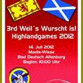 WWI Flyer, Gemeindezeitung 4/2012
