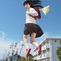 フライヤー:『熱闘!! 飛龍小学校☆パワード』(クアックラック・2011年/写真・林ナツミ)