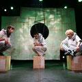 2006年『宇宙猿』(西田シャトナー演劇研究所/七ツ寺共同スタジオ)
