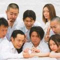 宣伝ビジュアル:『感じわる大陸』(2001年・シャトナー研)